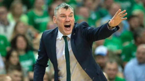 Sarunas Jasikevicius in the mix for next Grizzlies coaching job