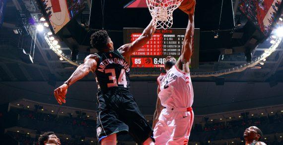 Toronto Raptors advance to NBA finals