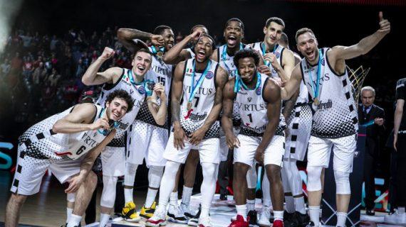 Bologna Wins 2019 Basketball Champions League Title