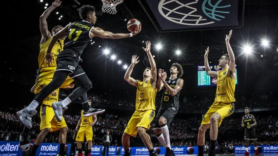 Virtus Bologna takes on Tenerife in the Basketball Champions League Final