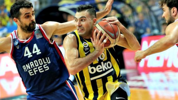 Fenerbahce rallies to force Game 7 decider in BSL Finals