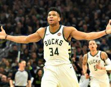 International players dominate 2019 NBA Awards