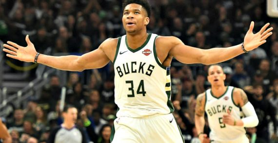 International players dominate 2019 NBA Awards