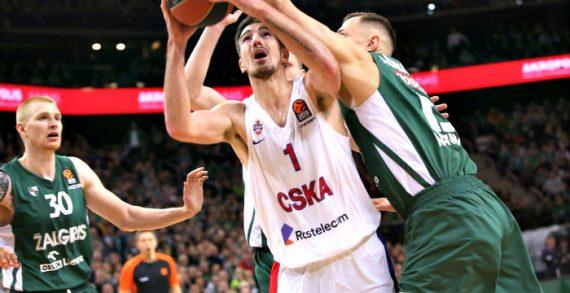 Nando de Colo bids adieu to CSKA
