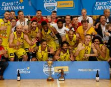 Oostende successfully defends Belgian League title