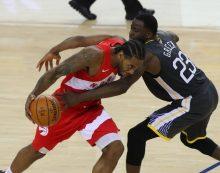 NBA Finals: Raptors beat Warriors 105-92, take 3-1 series lead