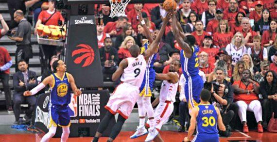 NBA Finals: Warriors even series 1-1 on Iguodala trey