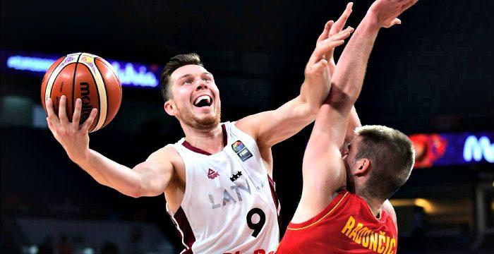 Dairis Bertans newcomer to Khimki