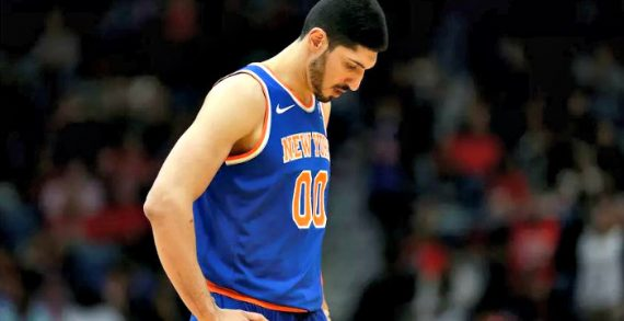 Enes Kanter struggling with Politics and Hoops