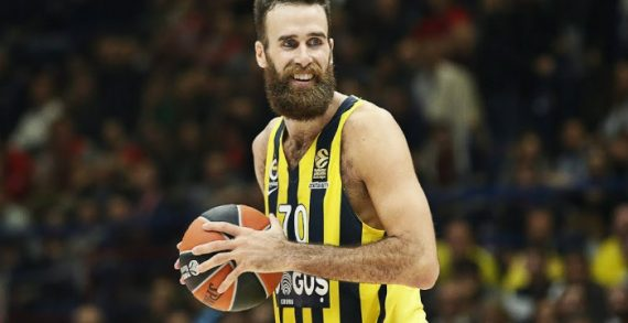 Luigi Datome re-signs with Fenerbahce