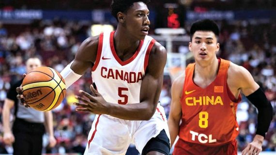Canada gearing up for FIBA World Cup with stacked camp
