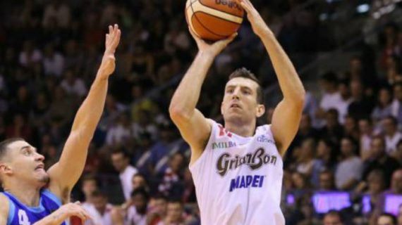 Spencer Butterfield signed by Nanterre