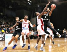 Canada blows out Tall Blacks in FIBA World Cup prep