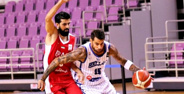 FIBA: Iran Falls to Greece in Pre-World Cup Friendly