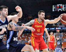 FIBA: Spain downs Argentina 84-76 in exhibition game
