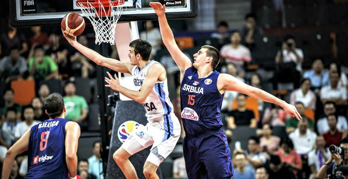 Spain, Argentina advance to FIBA World Cup Semis