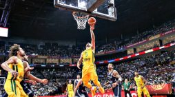 FIBA World Cup: Brazil trips up Greece