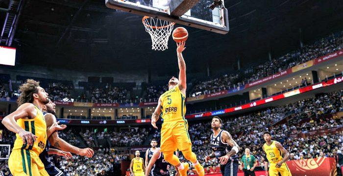 FIBA World Cup: Brazil trips up Greece