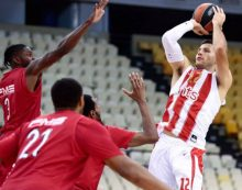 Crvena Zvezda Top Olympiacos in preseason action