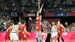 FIBA World Cup tips off with multiple blowouts