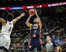 France ends the American Dream at FIBA World Cup
