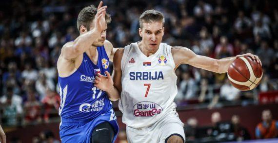 FIBA World Cup: Serbia, USA win final games