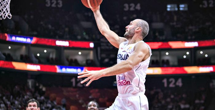 FIBA World Cup: Serbia flexes its muscles