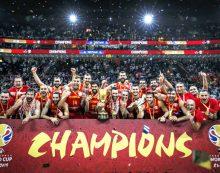 Spain wins the 2019 FIBA World Cup