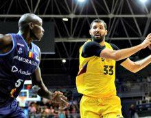 Andorra edges FC Barcelona in Liga ACB