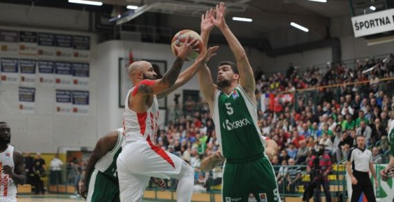 Crvena Zvezda lose second straight at ABA League