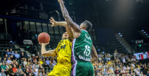 EWE Baskets upsets Malaga to get first win in 7Days EuroCup