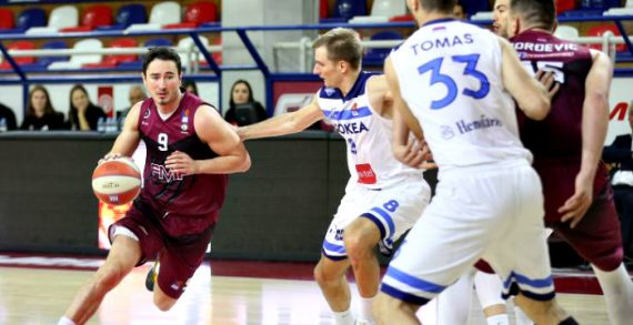 FMP, Cedevita stay unbeaten in ABA League