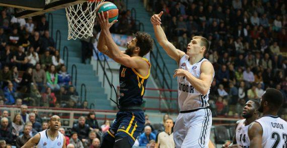 Khimki crushing VTB League, now 4-0