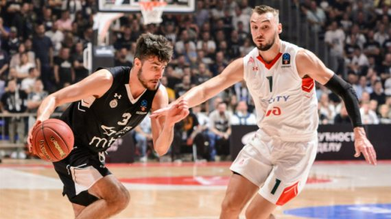 7Days EuroCup: Partizan improves streak to 4-0