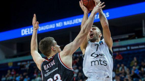 Partizan, Bologna, Malaga now 3-0 in 7Days EuroCup