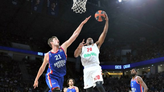 Efes claims solo lead in Turkish Airlines EuroLeague