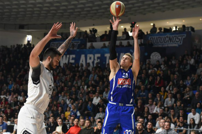 Buducnost takes top spot in ABA League