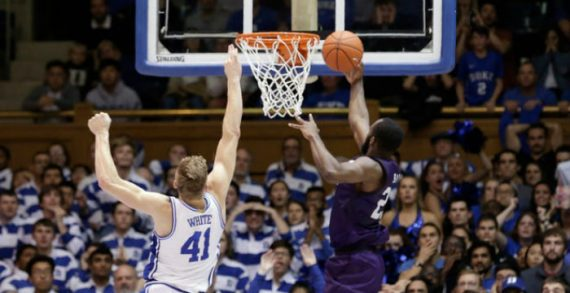 NCAA: No. 1 Duke loses to Stephen F. Austin 85-83 in OT