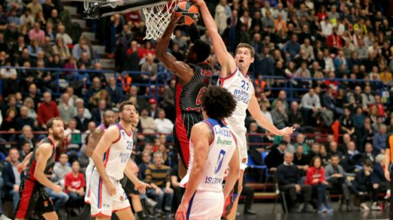 Efes bags key win over Armani Milan in Turkish Airlines EuroLeague