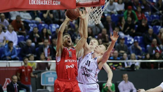 Rytas bags key win over Loko in 7Days EuroCup