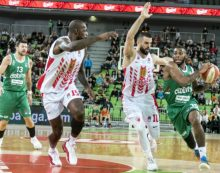 Crvena Zvezda's struggles in the ABA League persist