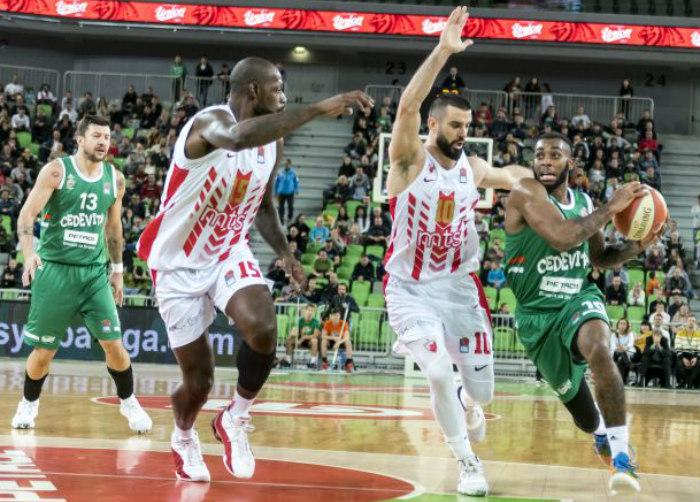 Crvena Zvezda's struggles in the ABA League persist