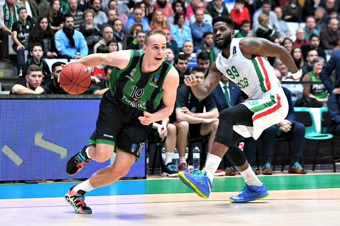 Joventut punches ticket to EuroCup Top 16