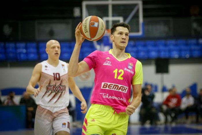 ABA League: Mega Bemax upsets FMP, Crvena Zvezda a no-show