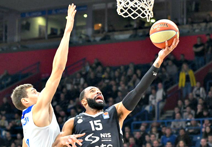 Partizan surges as Red Star struggles in ABA League