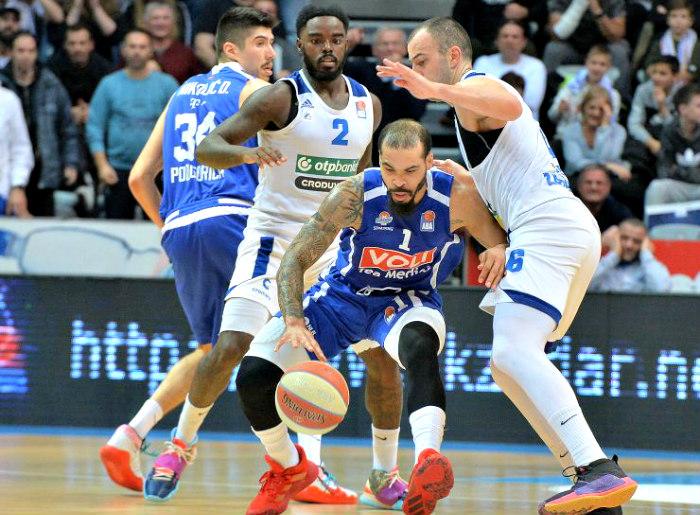 Zadar upsets Buducnost at ABA League