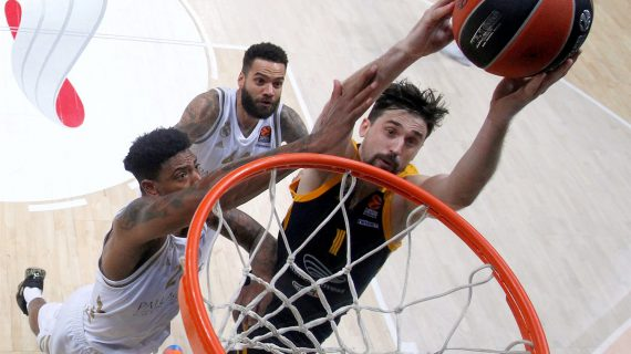 Real Madrid suffers second straight loss in the EuroLeague