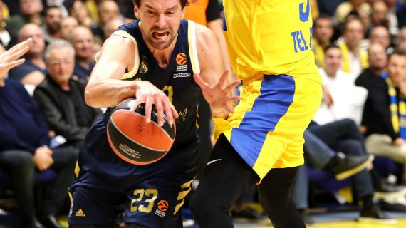 Real Madrid snaps three-game losing streak in the EuroLeague