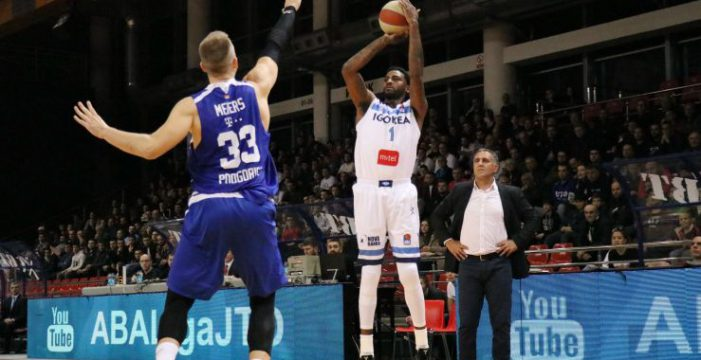 Dorell Wright leaves BC Igokea