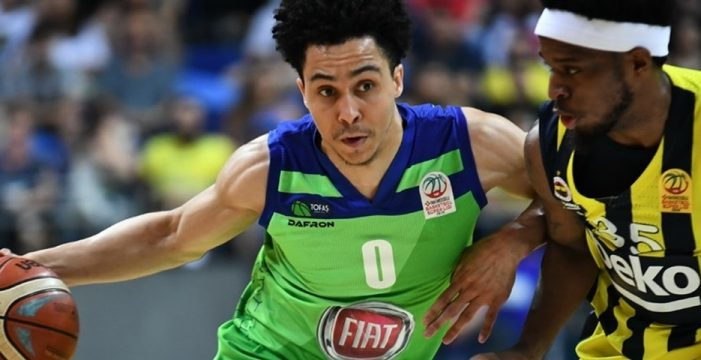 Travis Trice inks contract with Brescia